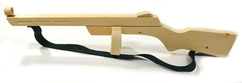 Как сделать макет ппш из дерева своими руками