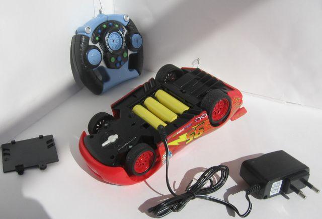 Машины на пульте управления своими руками видео